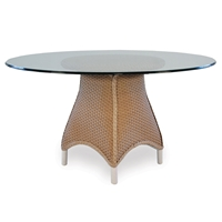 Lloyd Flanders Mandalay 54 inch Round Dining Table - 27054