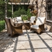 Lloyd Flanders Mandalay Fire Pit Chat Set - LF-MANDALAY-SET5