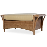Lloyd Flanders Nantucket Large Ottoman - 51027