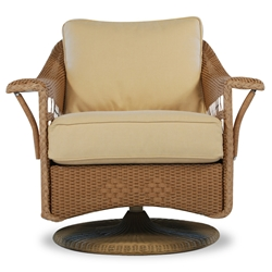 Lloyd Flanders Nantucket Swivel Glider - 51091