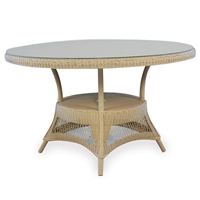 Lloyd Flanders Nantucket 48 inch Round Dining Table - 79048