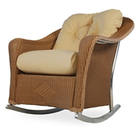 Lloyd Flanders Reflections Lounge Rocker - 9035