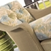 Reflections Wicker 6 Piece Patio Sofa Set - LF-REFLECTIONS-SET9