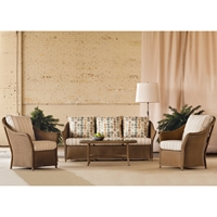Lloyd Flanders Weekend Retreat 4 Piece Sofa Set