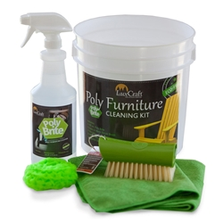 LuxCraft Poly Brite Cleaning Kit - PBCK