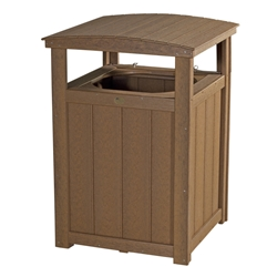 LuxCraft Trash Can - PTC