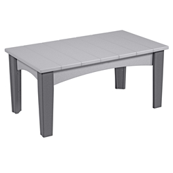 LuxCraft Island Coffee Table - ICT