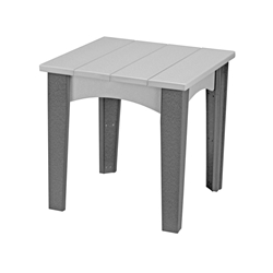 LuxCraft Island End Table - IET