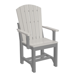 LuxCraft Adirondack Dining Arm Chair - AACD