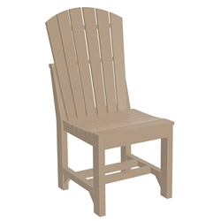 LuxCraft Adirondack Dining Side Chair - ASCD