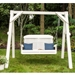 LuxCraft Classic Loveseat Swing and Stand - LC-CLASSIC-SET24