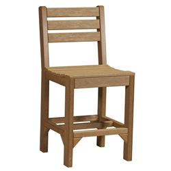 LuxCraft Island Counter Side Chair - ISCC