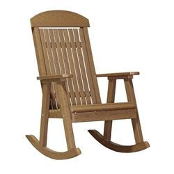 LuxCraft Porch Rocker - PPR