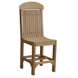 LuxCraft Regular Counter Chair - PRCC