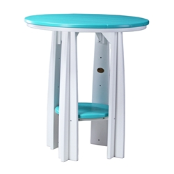 LuxCraft Poly Balcony Table - PBAT