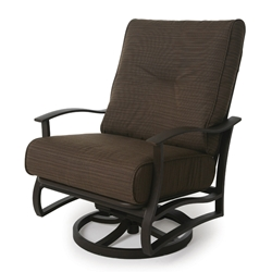 Mallin Albany Cushion Swivel Rocking Lounge Chair - AB-486