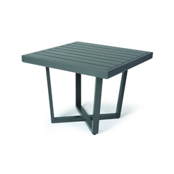 "Mallin Formosa 27"" Square End Table - 5-C127"