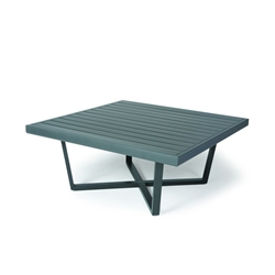 "Mallin Formosa 42"" Square Coffee Table - 5-C142"