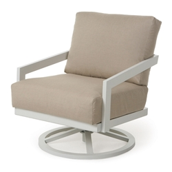 Mallin Oslo Cushion Swivel Rocking Lounge Chair - OS-486