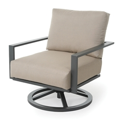 Mallin Quincy Swivel Rocking Lounge Chair - QU-486