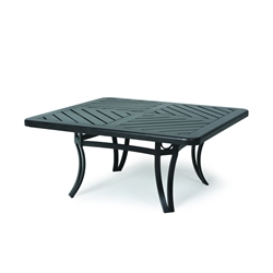 "Mallin Salinas Slat 42"" Square Coffee Table - BC7642-F142"
