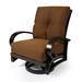 custom color finish swivel rocker
