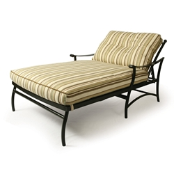 Mallin Seville Cushion Chaise Lounge and a Half  - SE-825