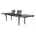 "Terra Bella Rectangular Extension Umbrella Dining Table - 86"" to 128"" - 2-820U"
