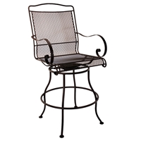 OW Lee Avalon Swivel Counter Stool - 4374-SCS