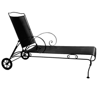 OW Lee Avalon Adjustable Chaise Lounge - 4379-CH