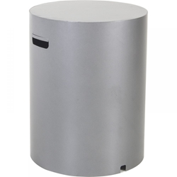 OW Lee OW Lee 17 Round Propane Tank Housing Basso Side Table - 5150-17RDT