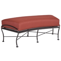 OW Lee Cambria Curved Bench - 17132-O