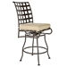 OW Lee Classico Armless Swivel Bar Stool - 951-SBS