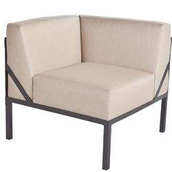 OW Lee Creighton Corner Sectional Chair - 55145-CR