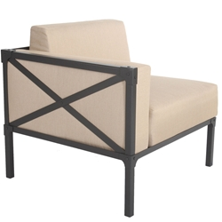 OW Lee Creighton Right Sectional Chair - 55145-R