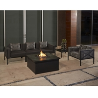 OW Lee Creighton Sofa Patio Set with Fire Table - OW-CREIGHTON-SET2