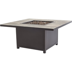 OW Lee Elba 42 Square Occasional Height Fire Table - 5122-42SQO