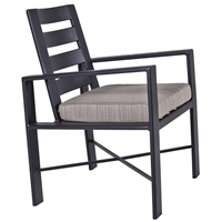 Gios Dining Arm Chair - 4533-A