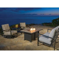 OW Lee Gios Fire Pit Lounge Set