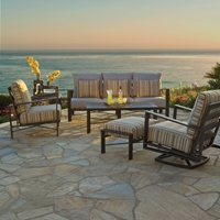 OW Lee Gios 6 Piece Patio Set