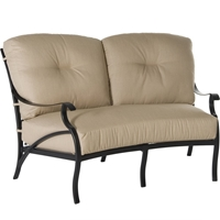 OW Lee Grand Cay Crescent Love Seat - 68155-2S