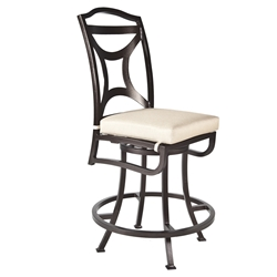 OW Lee Madison Armless Swivel Counter Stool - 2251-SCS