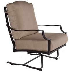 OW Lee Madison Spring Base Club Chair - 2275-SB