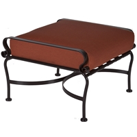 OW Lee Marquette Ottoman - 2050-O