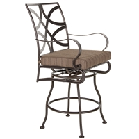 OW Lee Marquette Swivel Bar Stool - 2053-SBS