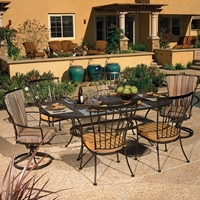 OW Lee Monterra 7 Piece Dining Set