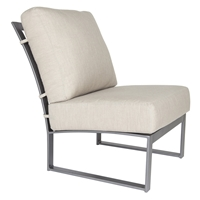 OW Lee Pacifica Armless Sectional Chair - 49165-C
