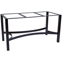 OW Lee Palazzo Rectangle Dining Table Base - 1-DT07