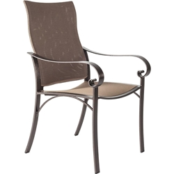OW Lee Pasadera Sling Dining Arm Chair - 86154-A