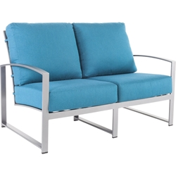 OW Lee Pendleton Pacifica Loveseat - PD49165-2S